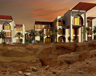 Private Villas, Muscat Oman